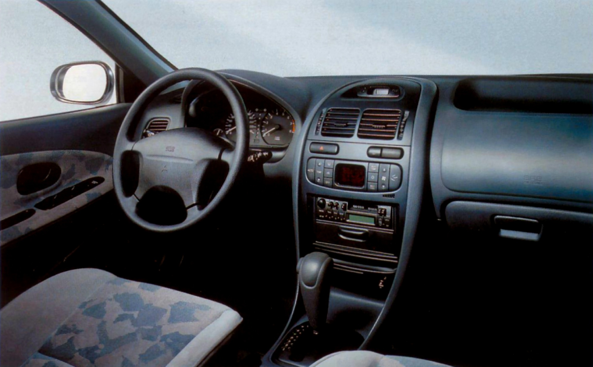 Mitsubishi Carisma I 1995 - 1999 Hatchback 5 door #7