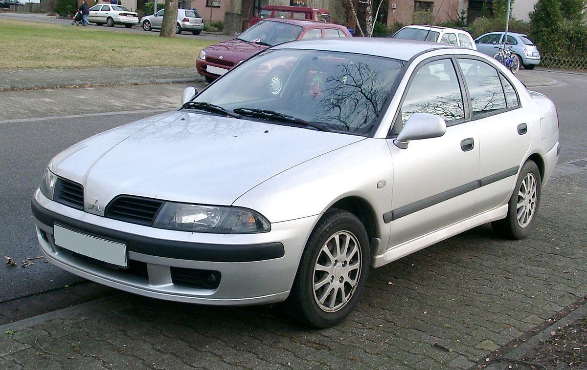 Mitsubishi Carisma I 1995 - 1999 Hatchback 5 door #8
