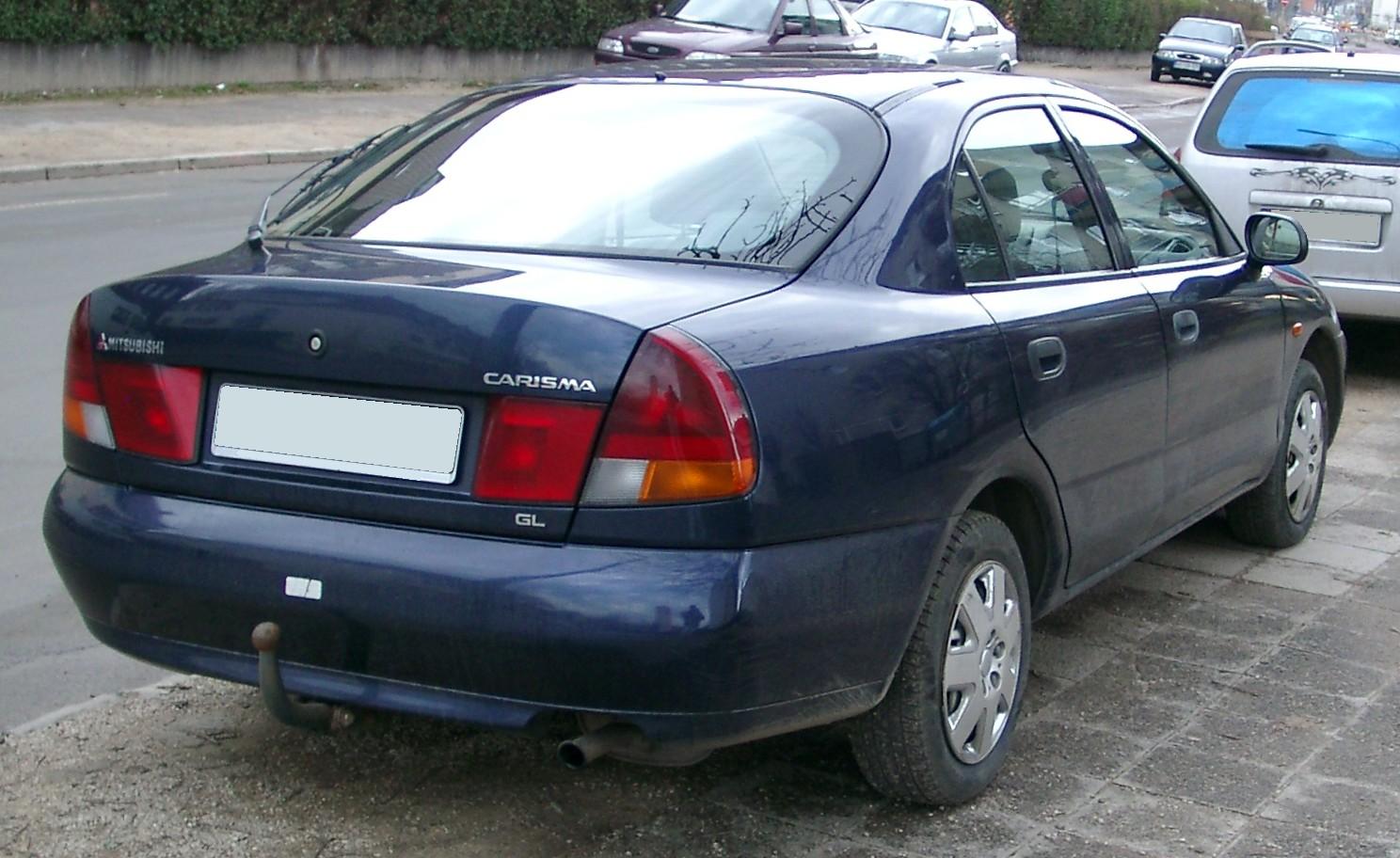 Mitsubishi Carisma I 1995 - 1999 Hatchback 5 door #3