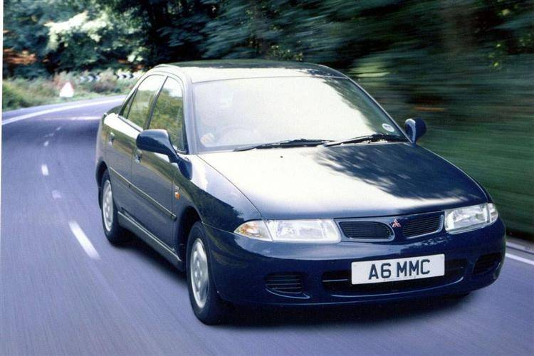 Mitsubishi Carisma I Restyling 1999 - 2004 Hatchback 5 door #2