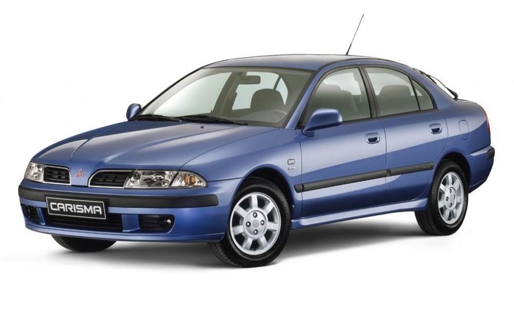 Mitsubishi Carisma I Restyling 1999 - 2004 Hatchback 5 door #3