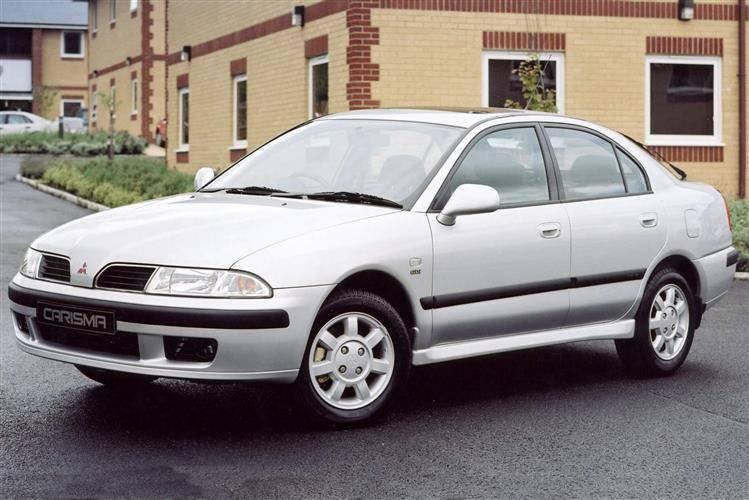 Mitsubishi Carisma I Restyling 1999 - 2004 Hatchback 5 door #1