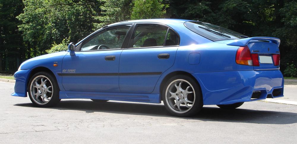 Mitsubishi Carisma I Restyling 1999 - 2004 Hatchback 5 door #5