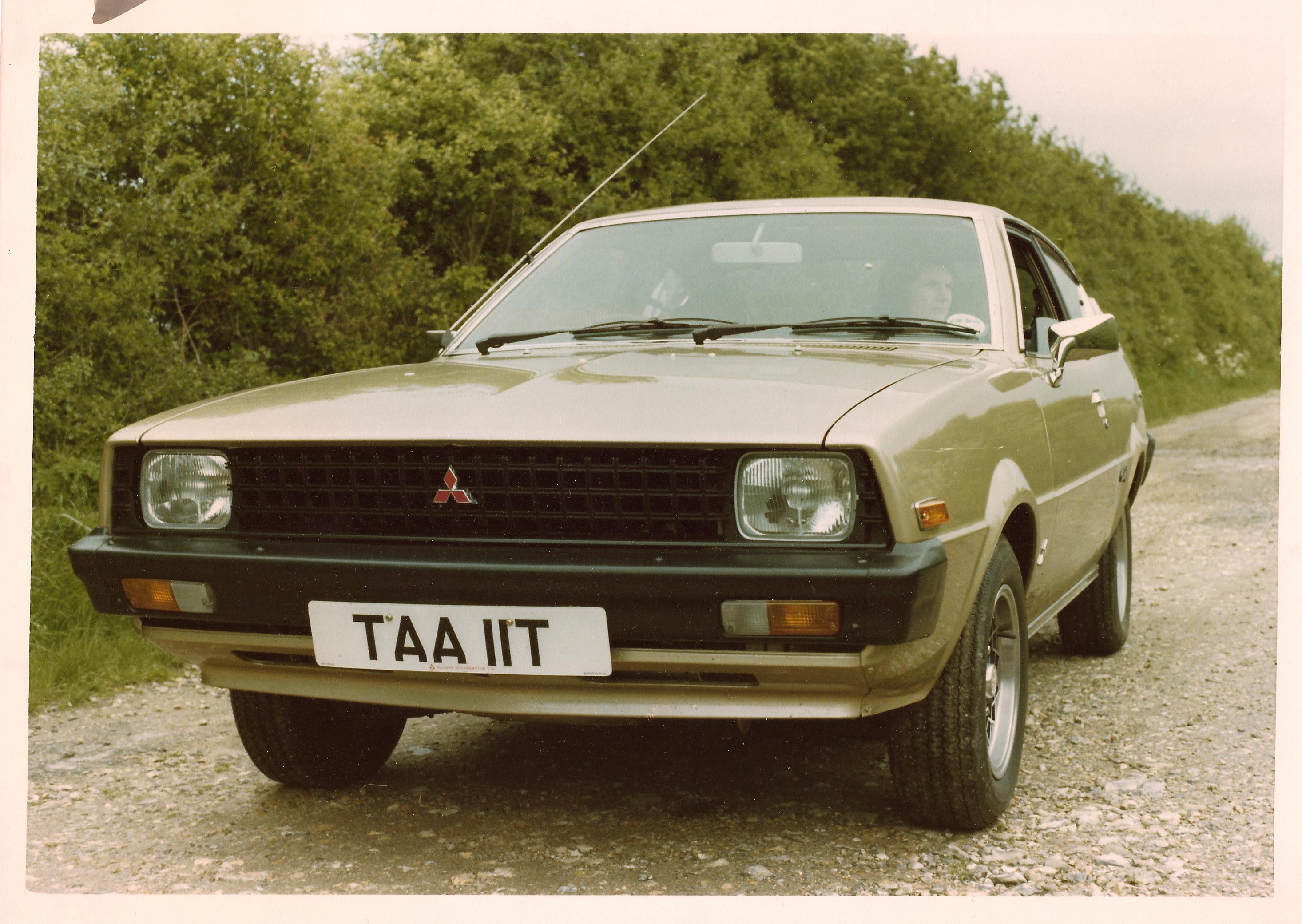 Mitsubishi Celeste 1975 - 1981 Hatchback 3 door #1