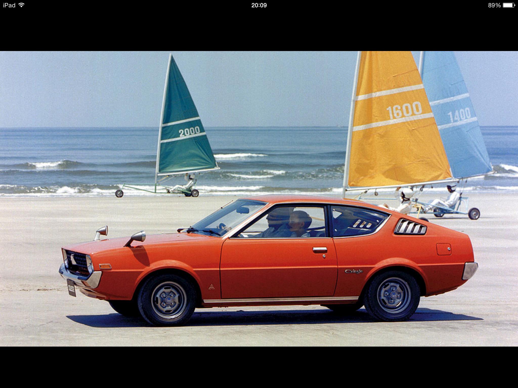 Mitsubishi Celeste 1975 - 1981 Hatchback 3 door #4