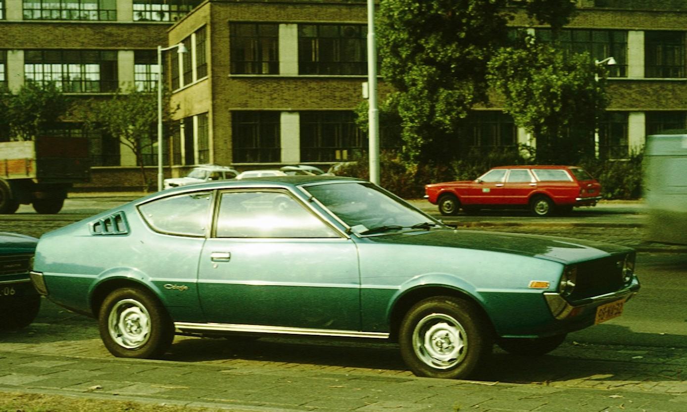Mitsubishi Celeste 1975 - 1981 Hatchback 3 door #5