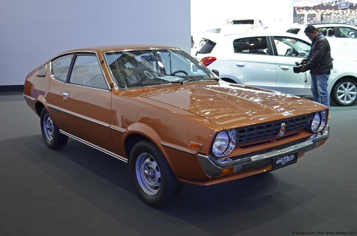 Mitsubishi Celeste 1975 - 1981 Hatchback 3 door #8