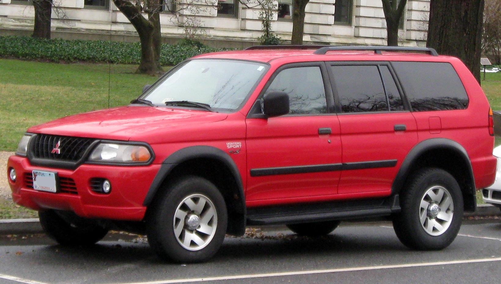 Mitsubishi Pajero Sport I Restyling 2004 - 2008 SUV 5 door #4