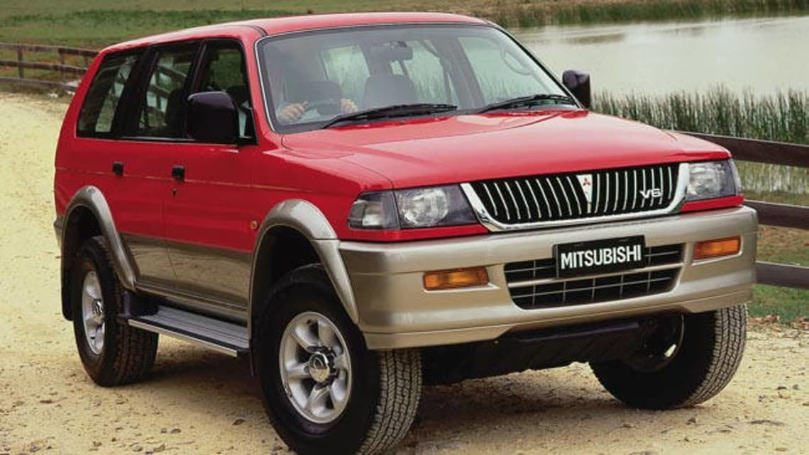 Mitsubishi Challenger I 1996 - 1999 SUV 5 door #7