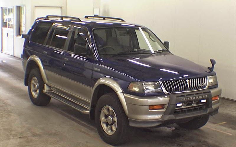 Mitsubishi Challenger I 1996 - 1999 SUV 5 door #6