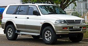 Mitsubishi Challenger I 1996 - 1999 SUV 5 door #8