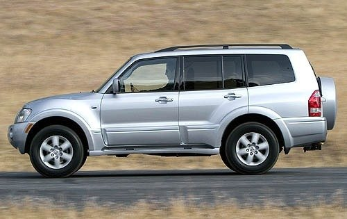 Mitsubishi Montero IV 2006 - now SUV 5 door #4