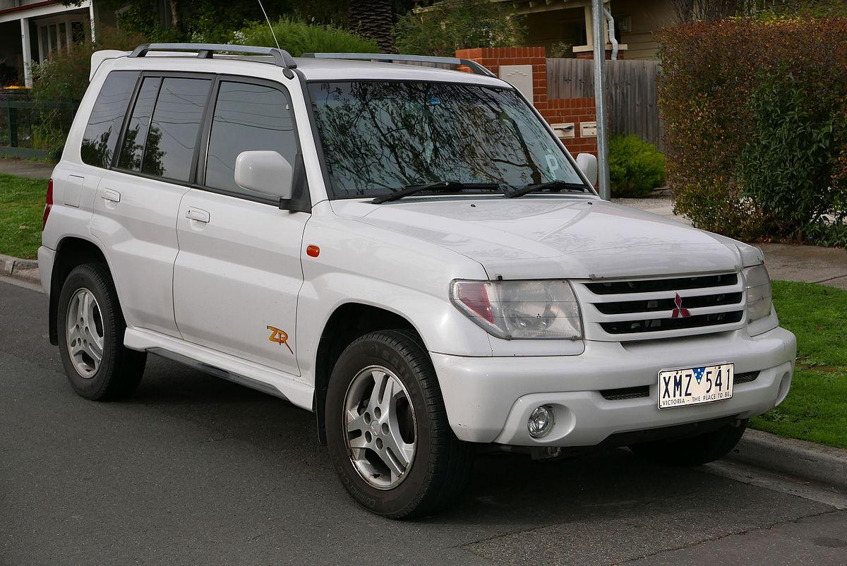 Mitsubishi Pajero Sport I Restyling 2004 - 2008 SUV 5 door #6