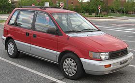 Mitsubishi Space Runner II 1999 - 2002 Compact MPV #4