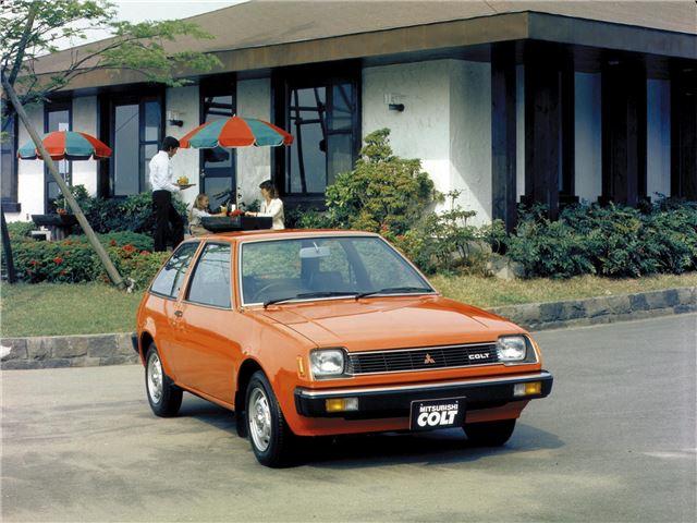 Mitsubishi Colt I (A150) 1978 - 1984 Hatchback 3 door #2