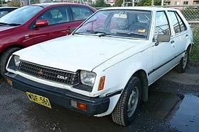 Mitsubishi Mirage I 1978 - 1983 Sedan #7