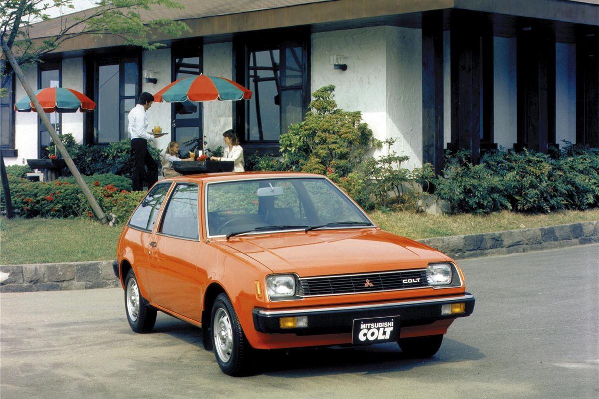Mitsubishi Colt I (A150) 1978 - 1984 Hatchback 3 door #6