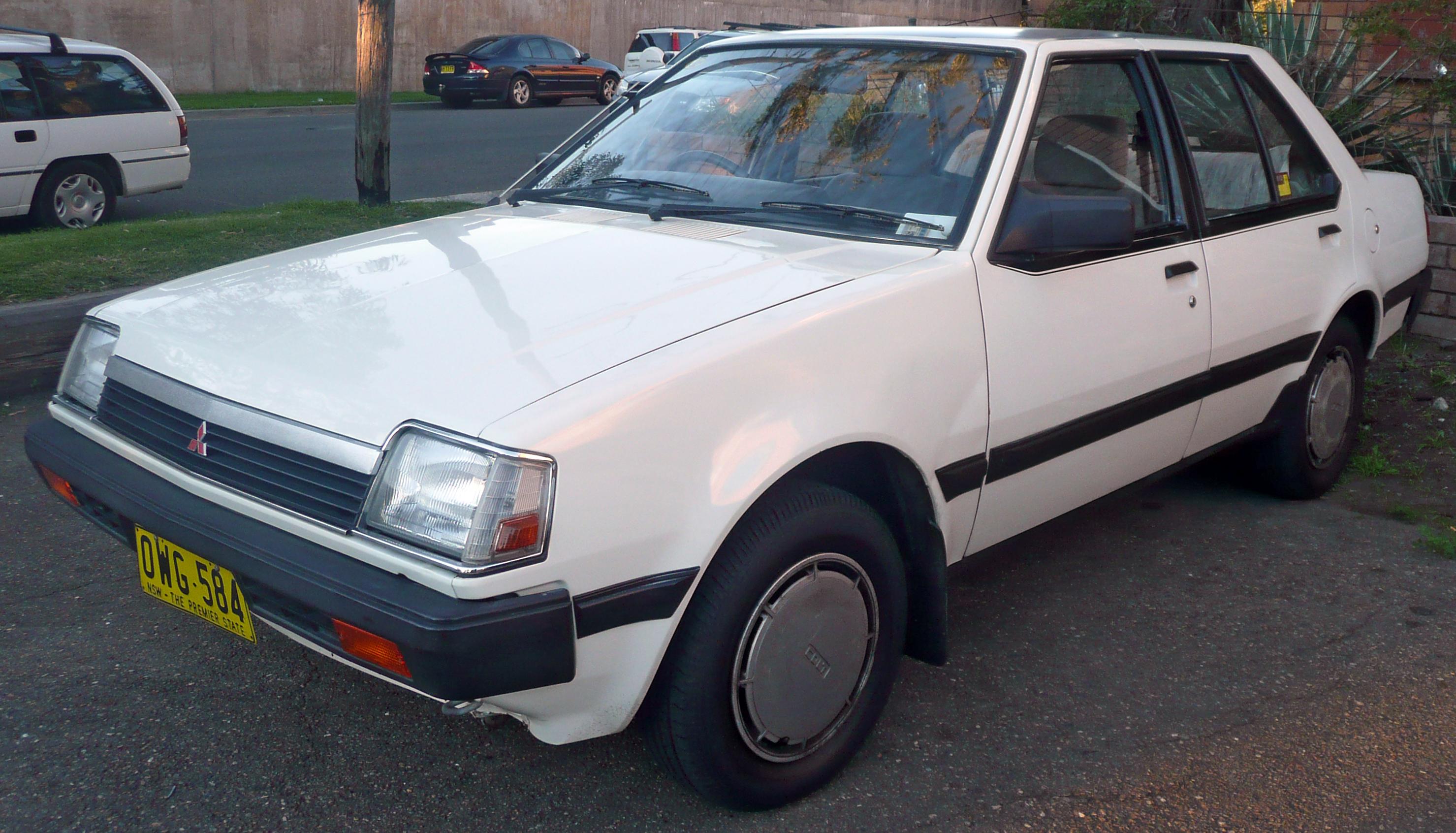 Mitsubishi Colt I (A150) 1978 - 1984 Hatchback 3 door #1