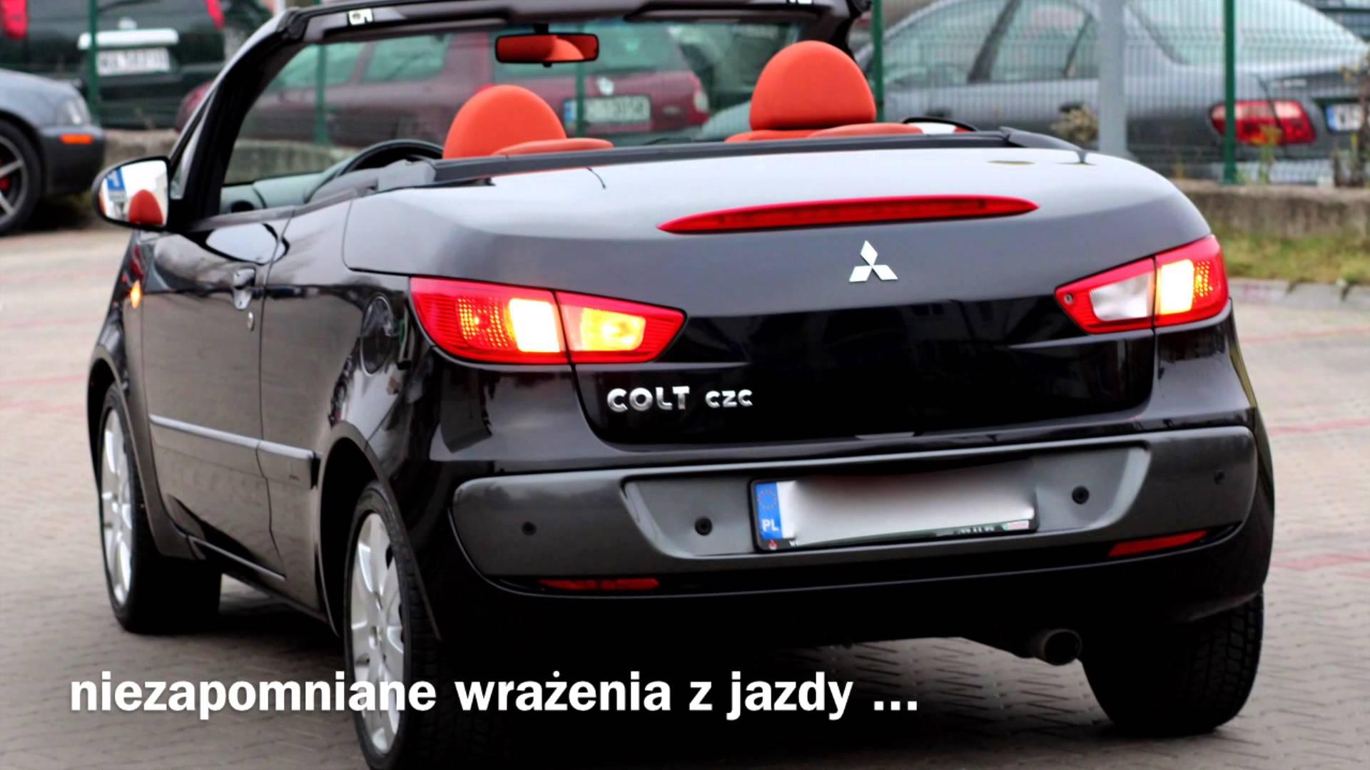 Mitsubishi Colt VI (Z30) 2002 - 2008 Cabriolet #1