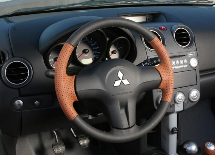 Mitsubishi Colt VI (Z30) 2002 - 2008 Cabriolet #6