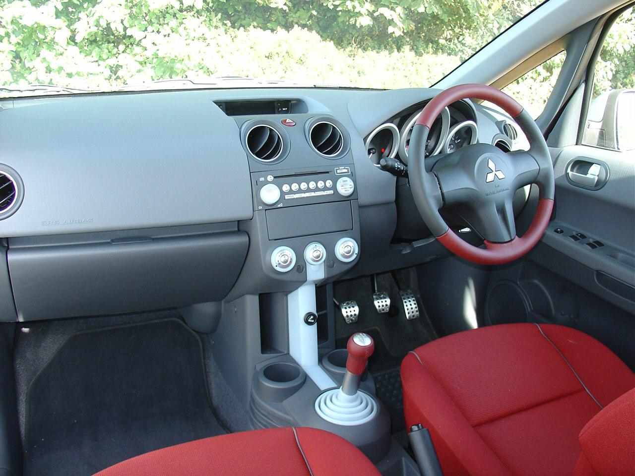 Mitsubishi Colt VI (Z30) 2002 - 2008 Cabriolet #5