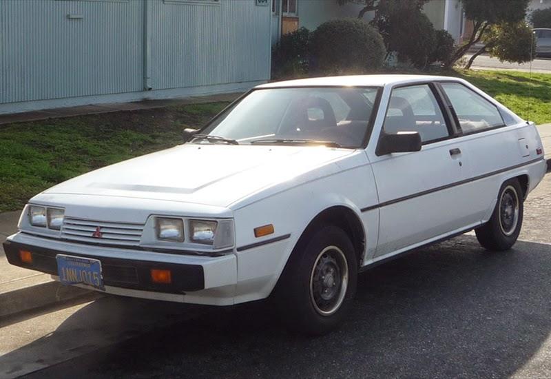 Mitsubishi Cordia 1982 - 1990 Hatchback 3 door #3