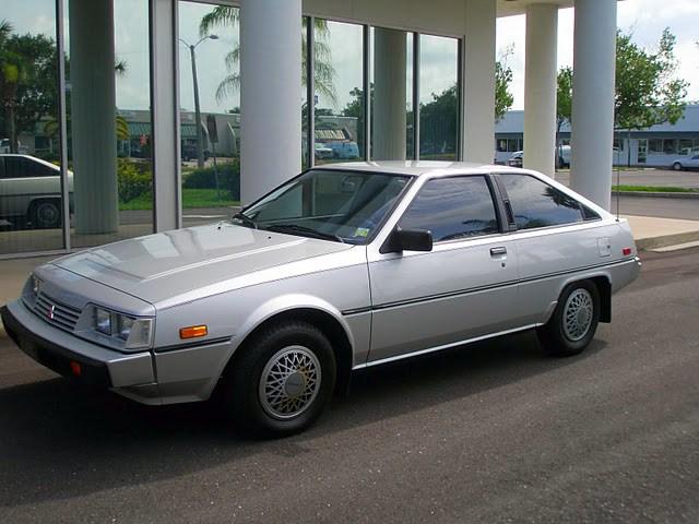 Mitsubishi Cordia 1982 - 1990 Hatchback 3 door #6