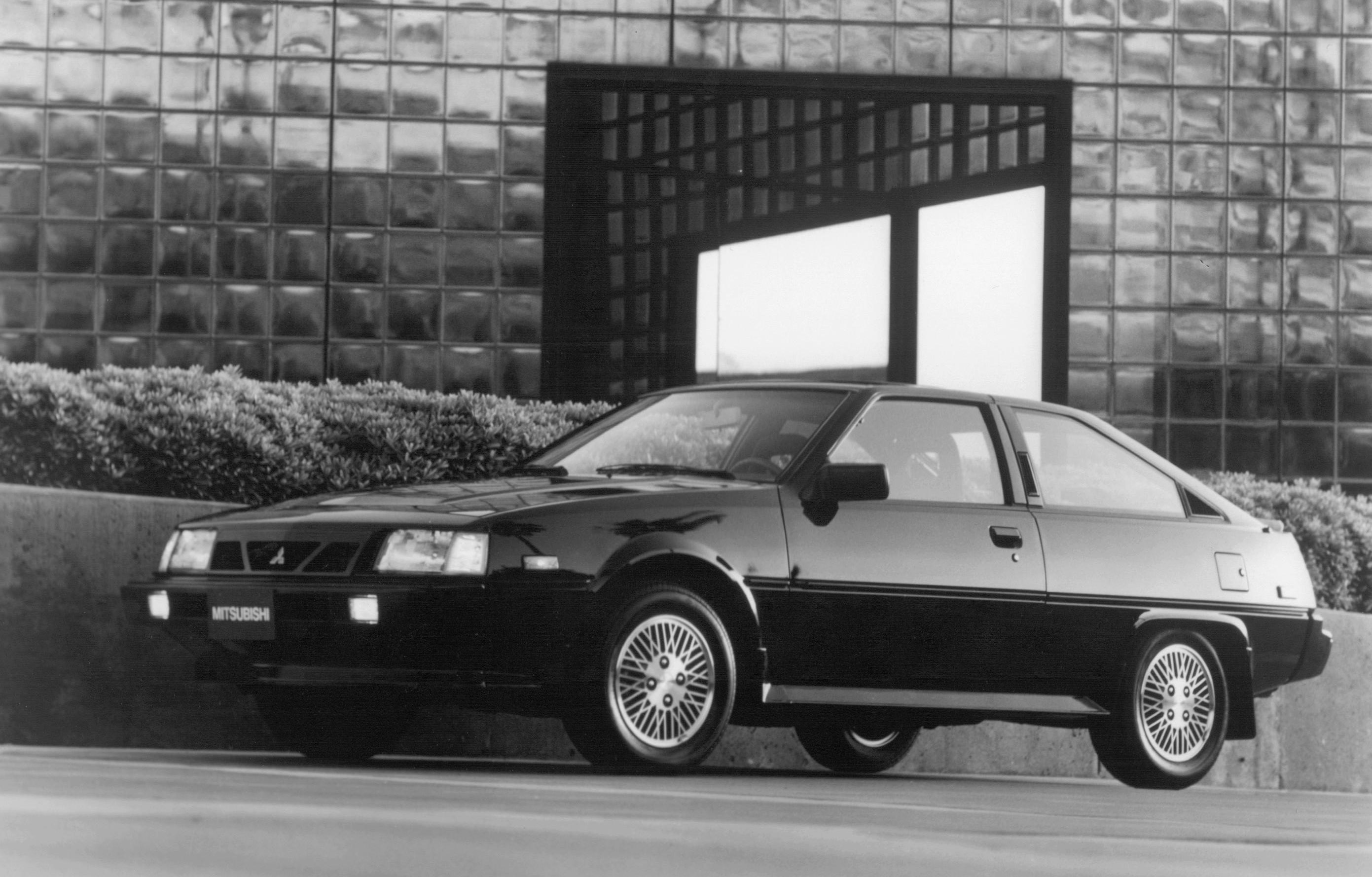 Mitsubishi Cordia 1982 - 1990 Hatchback 3 door #5