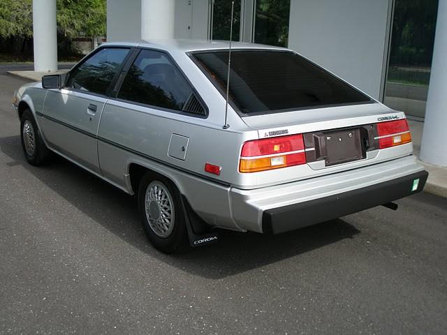 Mitsubishi Cordia 1982 - 1990 Hatchback 3 door #7