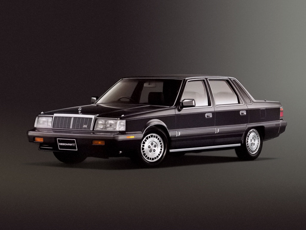 Mitsubishi Debonair II 1986 - 1992 Sedan #4