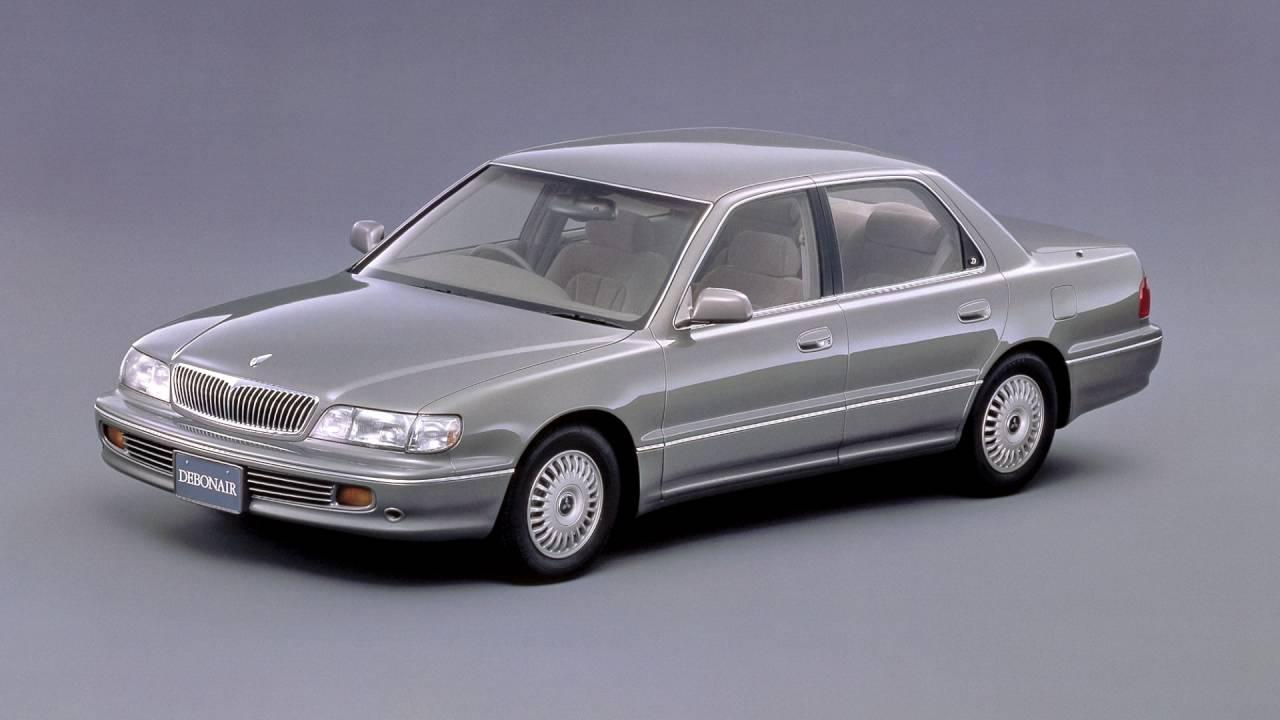 Mitsubishi Debonair III 1992 - 1999 Sedan #7