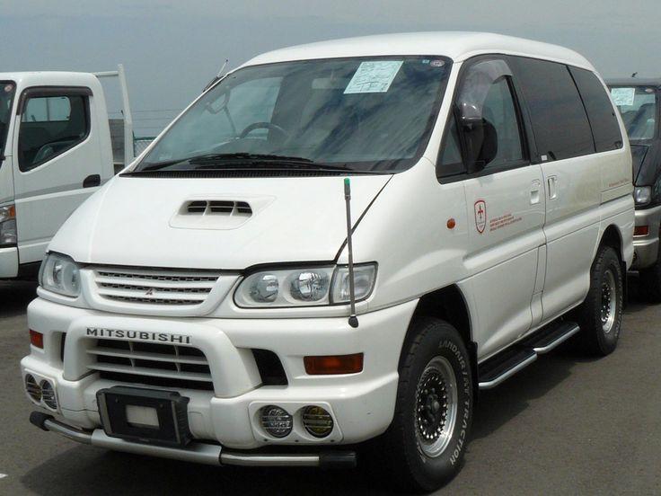 Mitsubishi Delica IV 1993 - 2007 Minivan #4