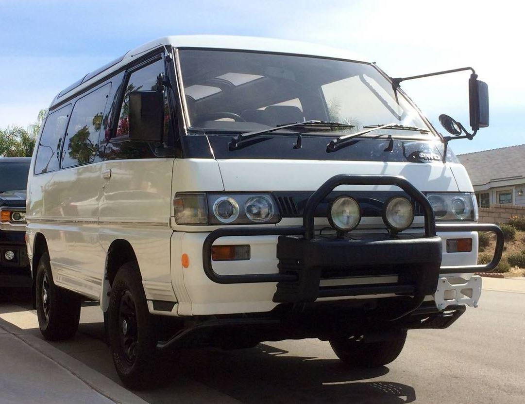 Mitsubishi Delica IV 1993 - 2007 Minivan #1