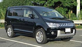 Mitsubishi Delica V 2011 - now Minivan #2