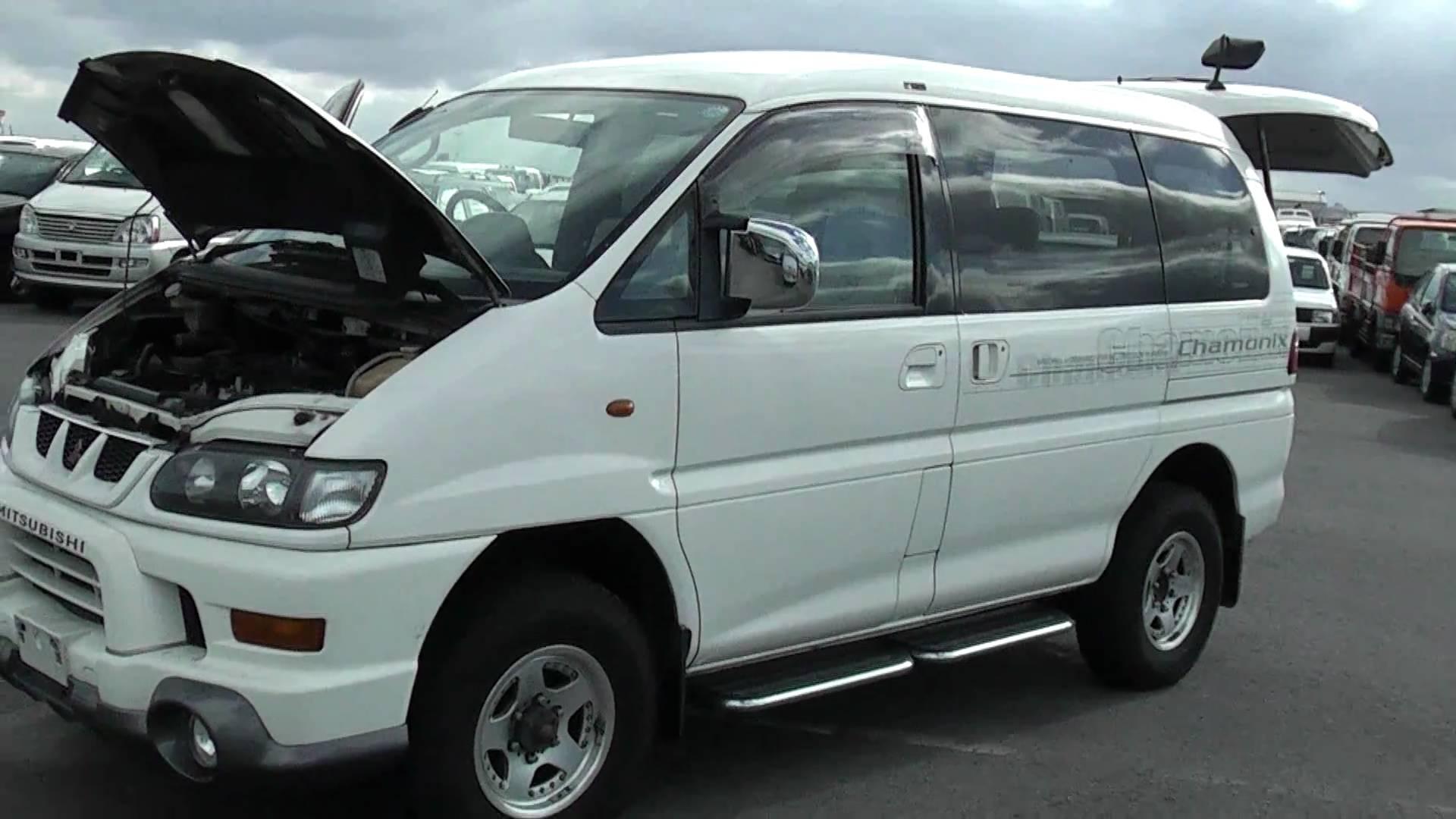 Mitsubishi Delica V 2011 - now Minivan #5