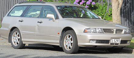 Mitsubishi Diamante II 1995 - 2005 Station wagon 5 door #5