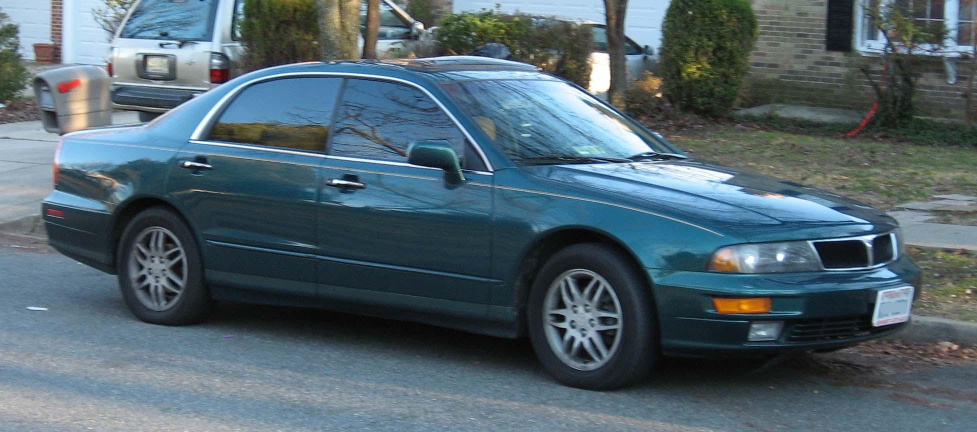 Mitsubishi Diamante I 1990 - 1997 Station wagon 5 door #1