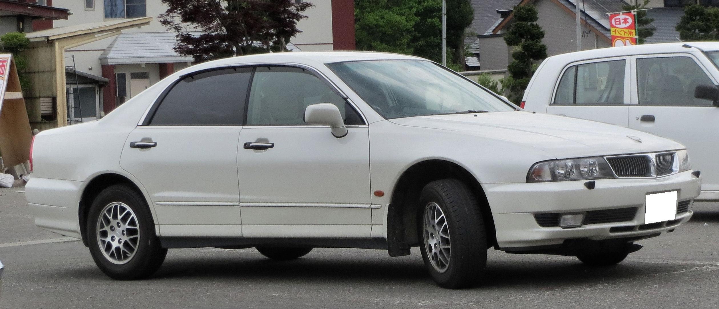 Mitsubishi Diamante II 1995 - 2005 Station wagon 5 door #6