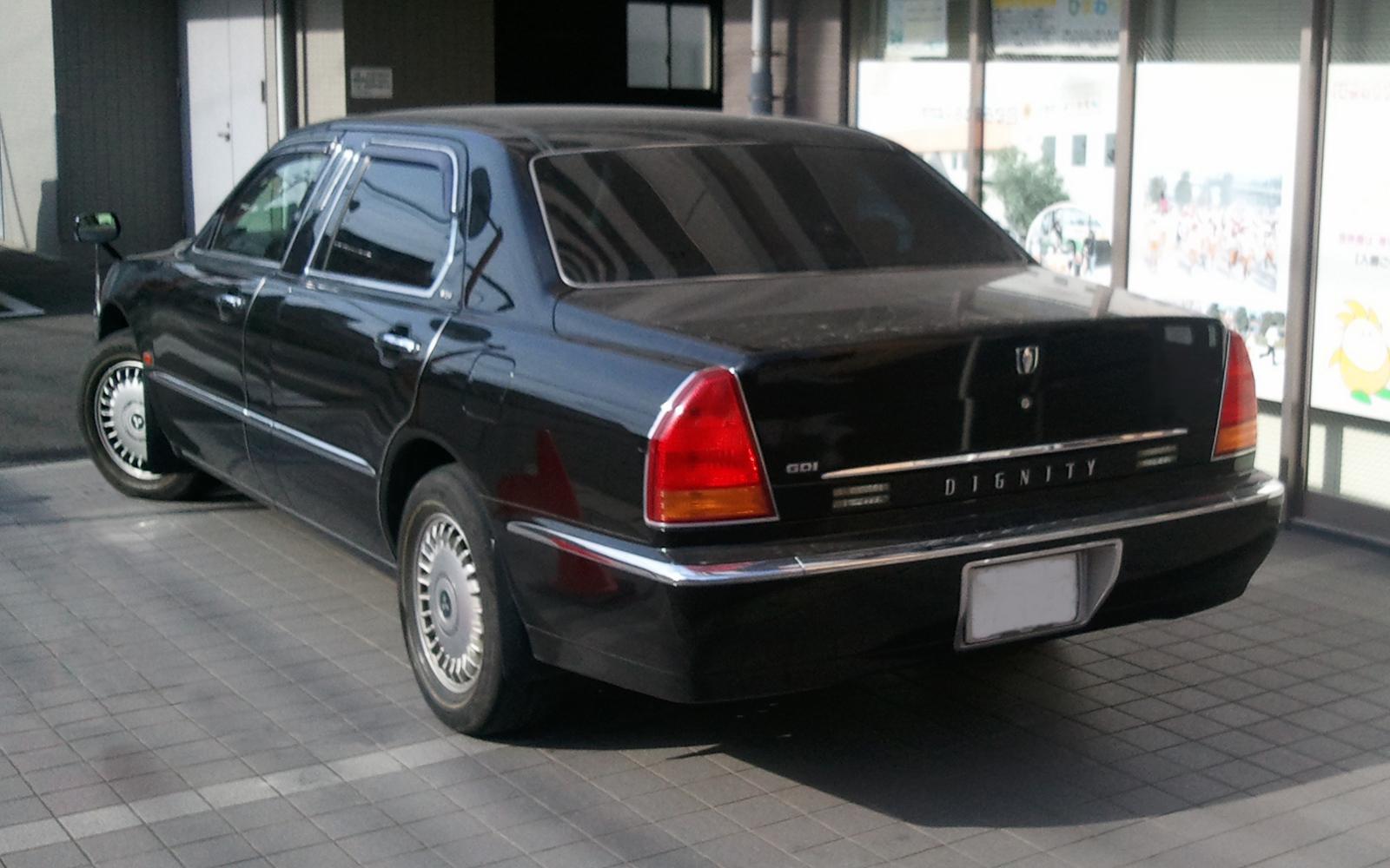 Mitsubishi Proudia I 1999 - 2001 Sedan #4