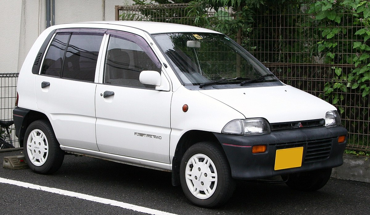 Mitsubishi Dingo 1998 - 2003 Hatchback 5 door #2