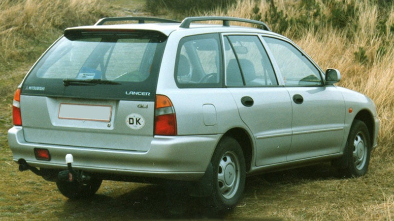 Mitsubishi Dingo 1998 - 2003 Hatchback 5 door #5