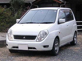 Mitsubishi Dingo 1998 - 2003 Hatchback 5 door #7