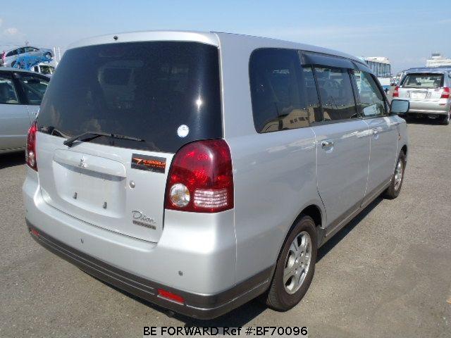Mitsubishi Dion 2000 - 2006 Compact MPV #6
