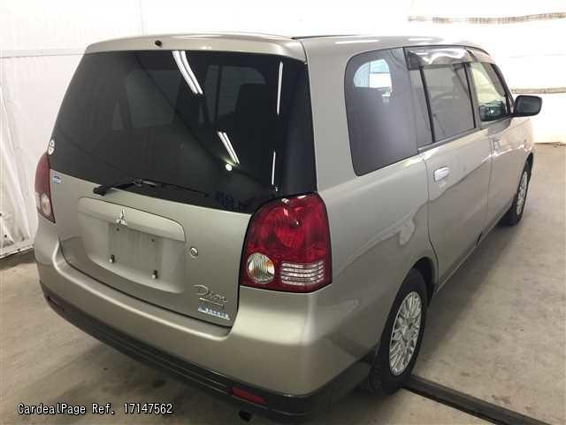 Mitsubishi Dion 2000 - 2006 Compact MPV #7