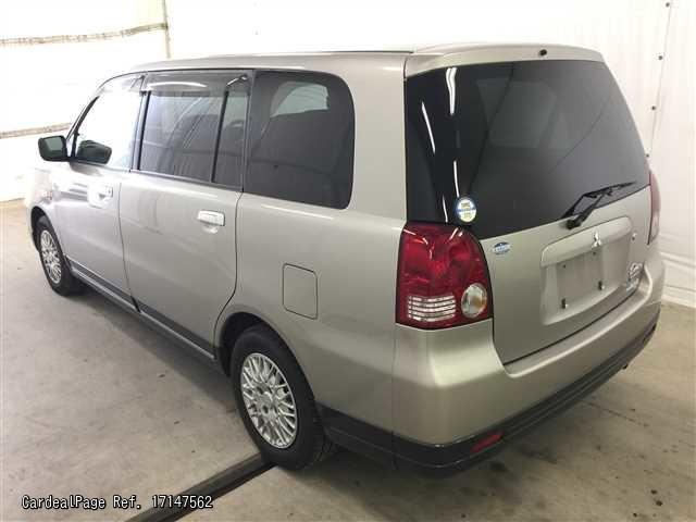 Mitsubishi Dion 2000 - 2006 Compact MPV #5