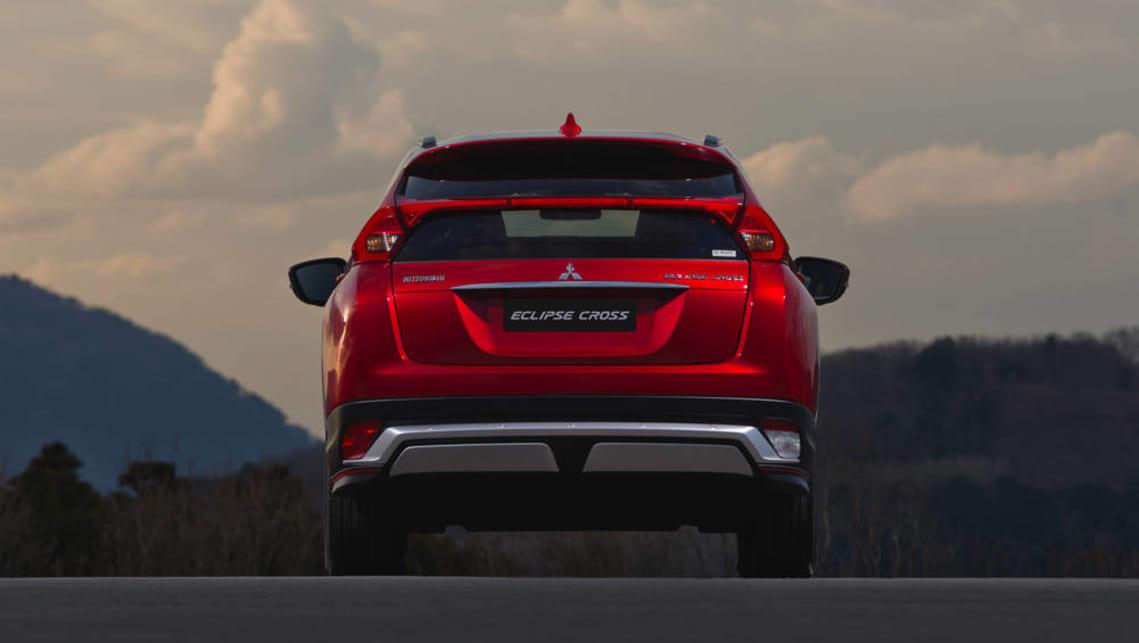 Mitsubishi Eclipse Cross 2017 - now SUV 5 door #5