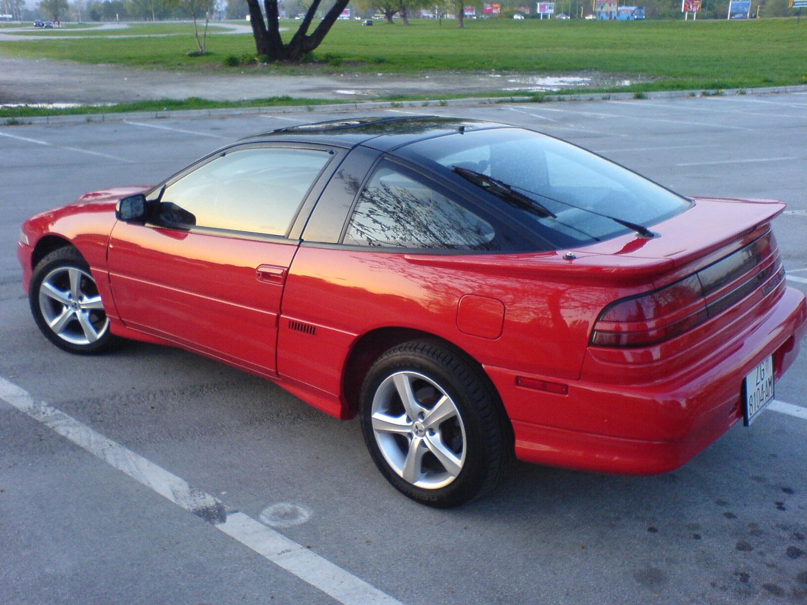Mitsubishi Eclipse I 1989 - 1995 Coupe #1