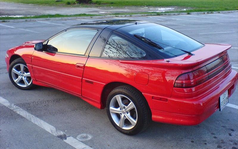 Mitsubishi Eclipse I 1989 - 1995 Coupe #6