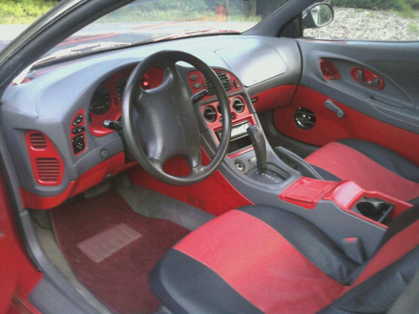 Mitsubishi Eclipse III 1999 - 2005 Coupe #7