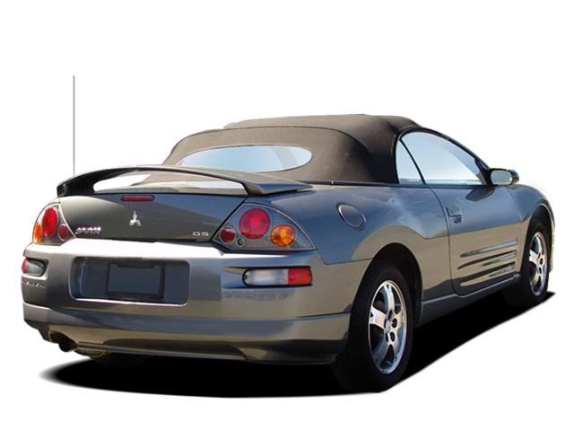 Mitsubishi Eclipse IV 2005 - 2008 Cabriolet #4